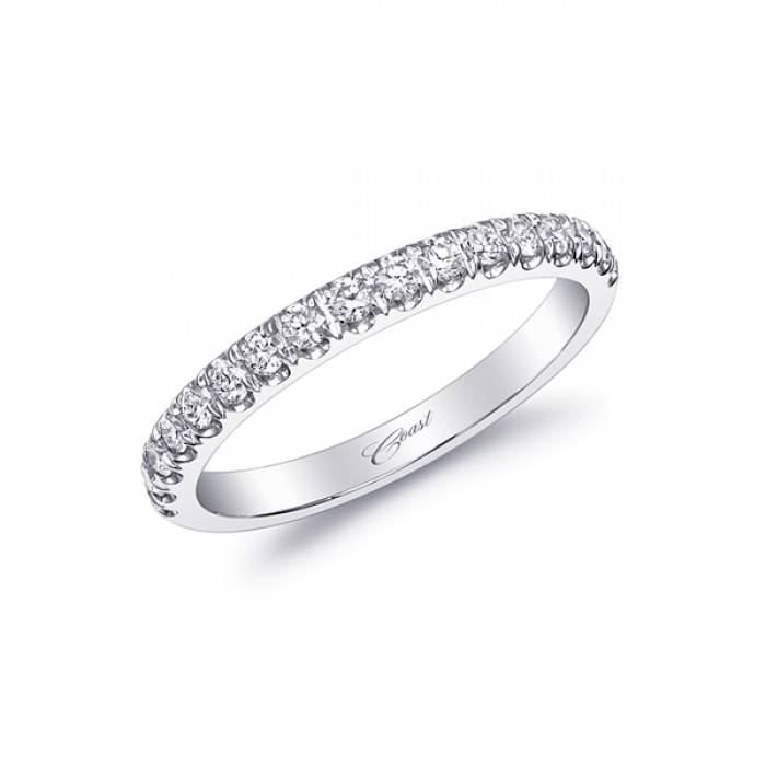 Coast WC5180H fishtail wedding band