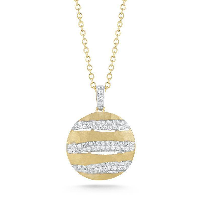 IR3491Y Yellow Gold Necklace