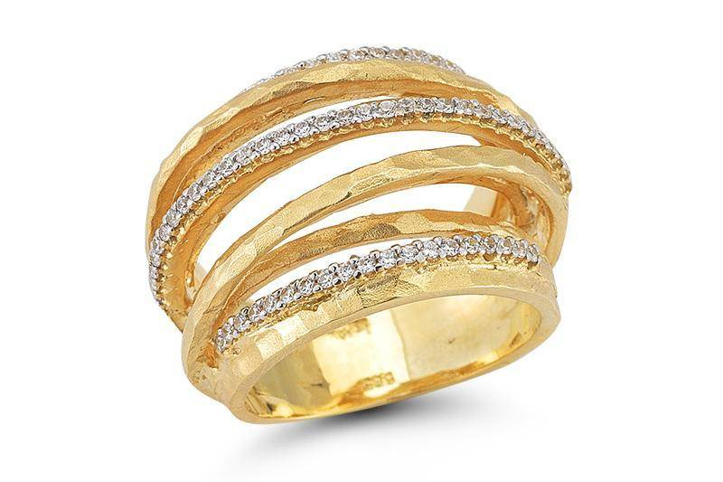 I. Reiss IR 3646Y Diamond Ring