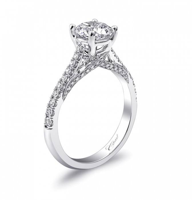 LC5447 Diamond Accent Setting