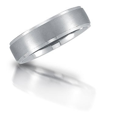 Novell N00057 men's wedding band