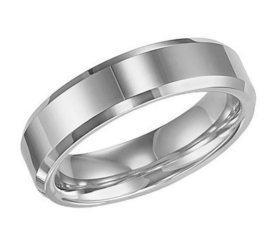 triton wedding ring 11 2325hc white tungsten freedman