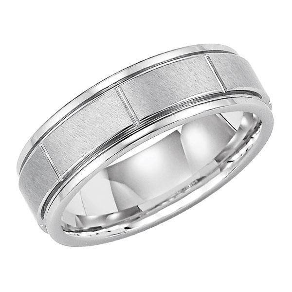 Triton 11-2229 7mm Tungsten Band
