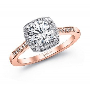 Coast LC5391 Rose Gold Halo