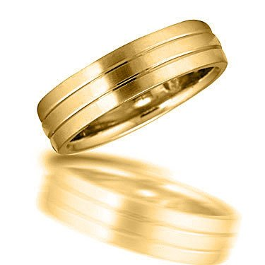 Novell N00125 gent's wedding band