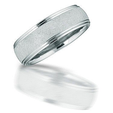 N01034 gent's wedding band