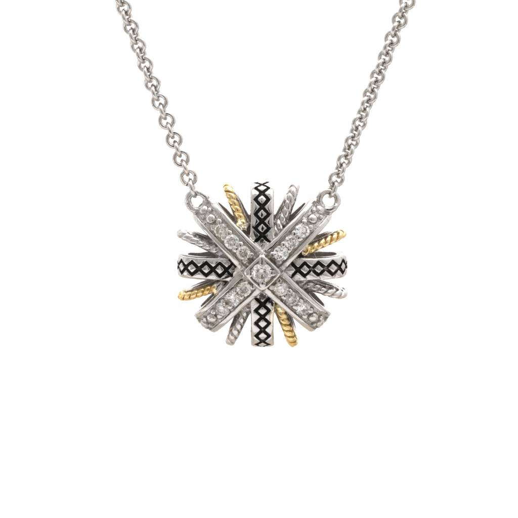 Andrea Candela ACN155 diamond pendant necklace