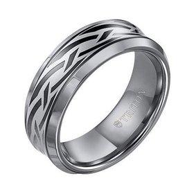 11-3049 tungsten pathfinder wedding band