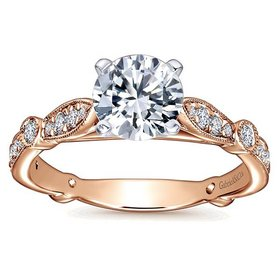 Mabel Victorian Style Engagement Ring Setting