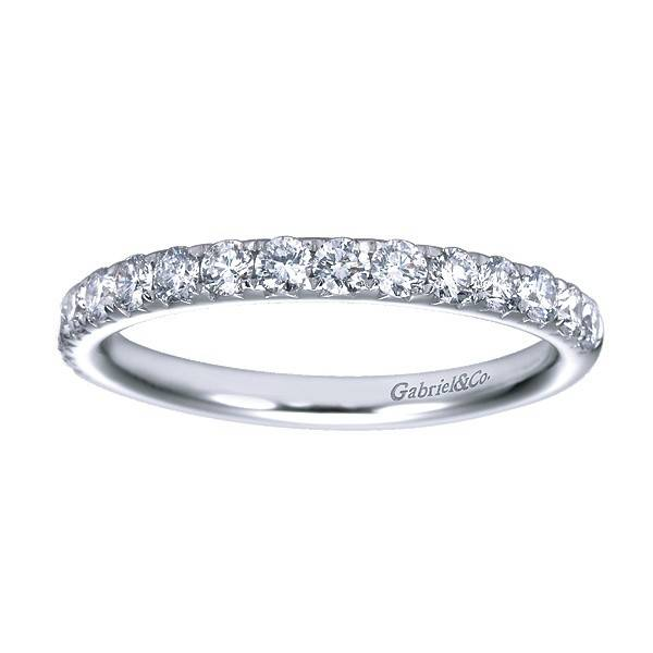 AN7625 diamond wedding band
