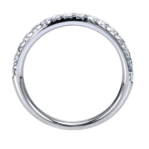 Gabriel & Co AN7625 diamond wedding band