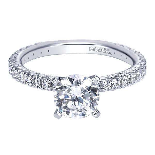 ER4126 Prong Set Engagement Ring