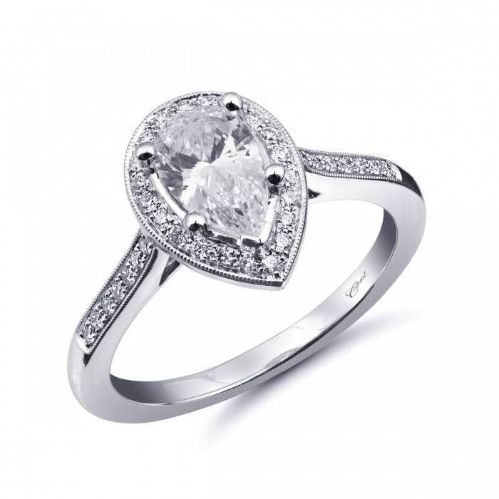 LC5391 Pear Shape Halo