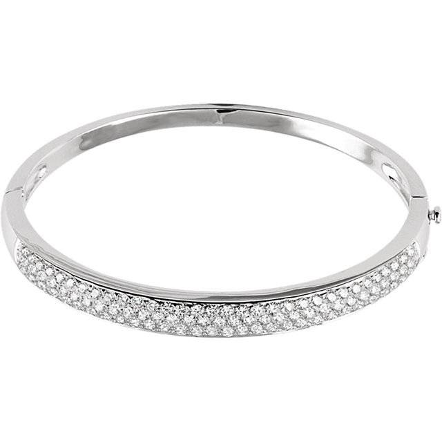 Stuller 651579 Diamond Pave Bracelet