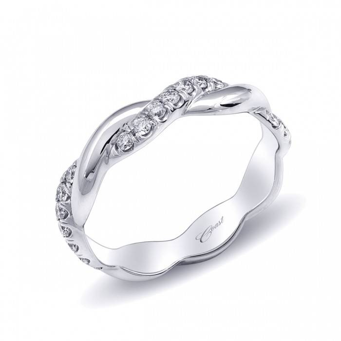 Coast WC10180H diamond band