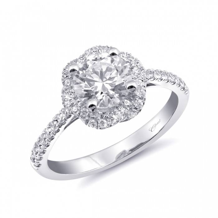 Coast LC10320 twisted diamond halo