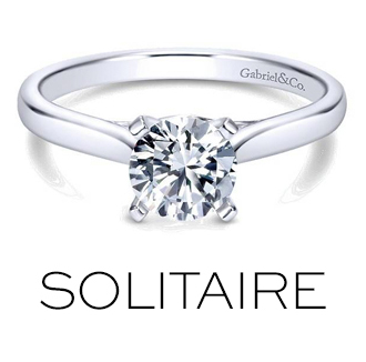 Soltaire Engagement Rings