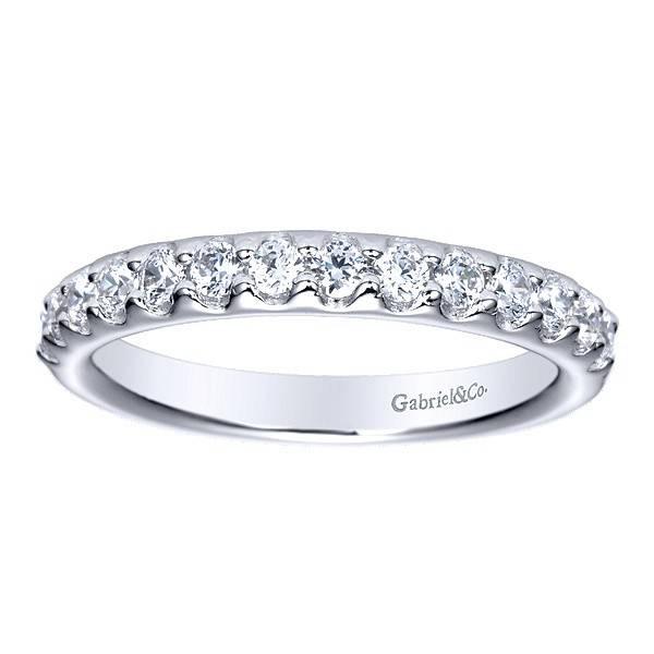 Gabriel & Co AN5336 fishtail 0.48 ct tw