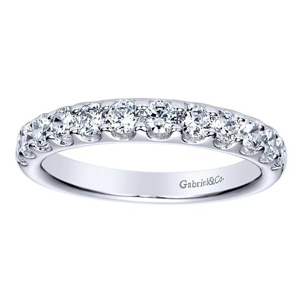 Gabriel & Co AN5337 diamond band