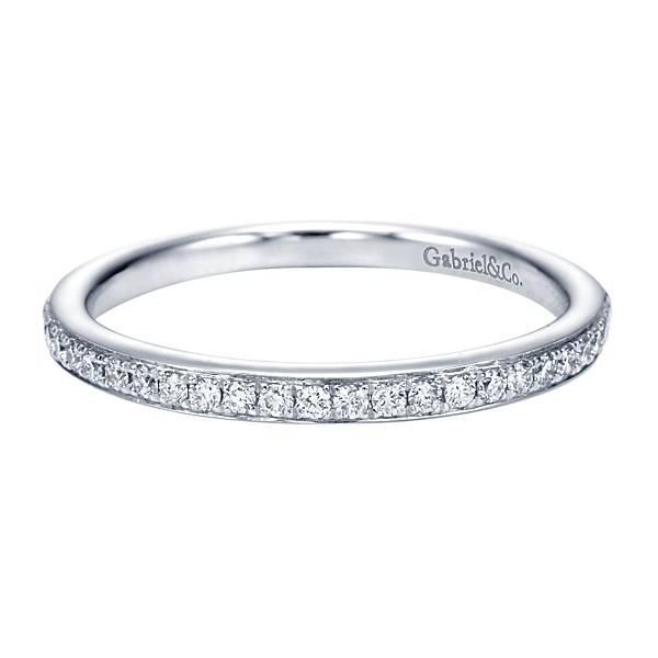 WB7537 channel bead set diamond band