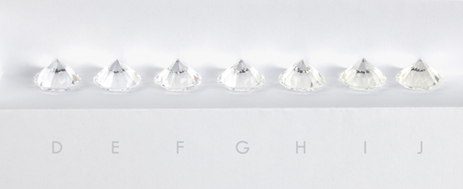Freedman Diamonds - Diamond White Color