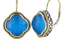 Andrea Candela Turquoise Earrings