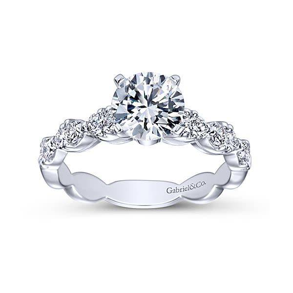 Rowan Engagement Ring Setting