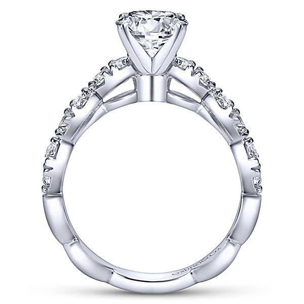 Gabriel & Co Rowan Engagement Ring Setting