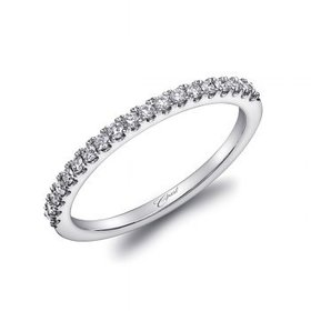 WC20015 microprong diamond band