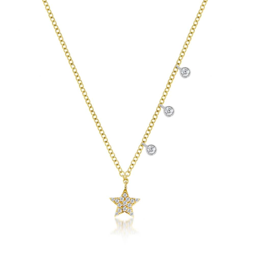 Meira T Essential Star Necklace