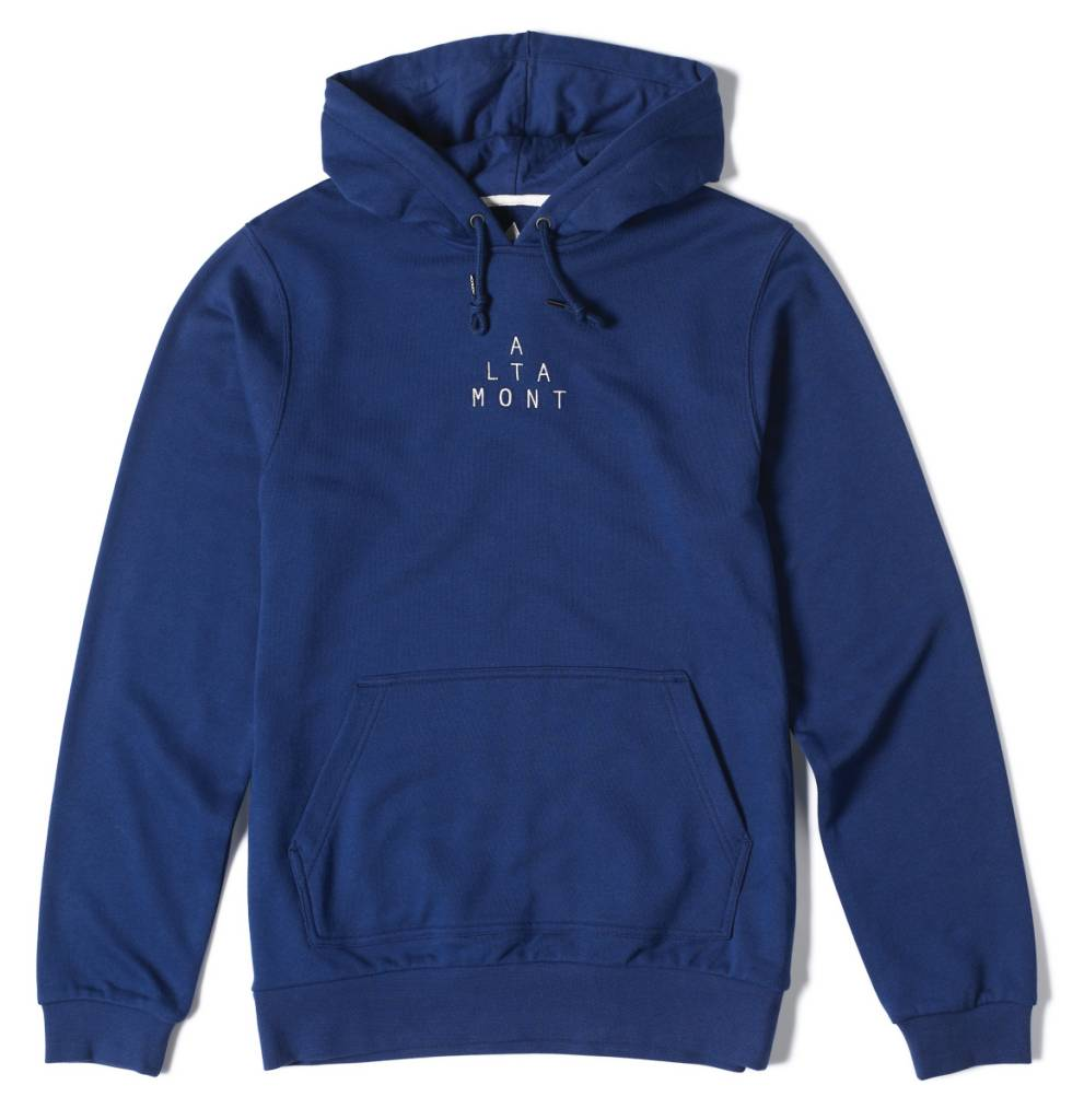 Altamont Antisec Pullover Fleece Royal