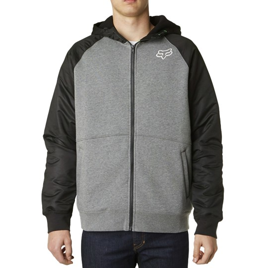 Fox Head Hemlock Zip Fleece
