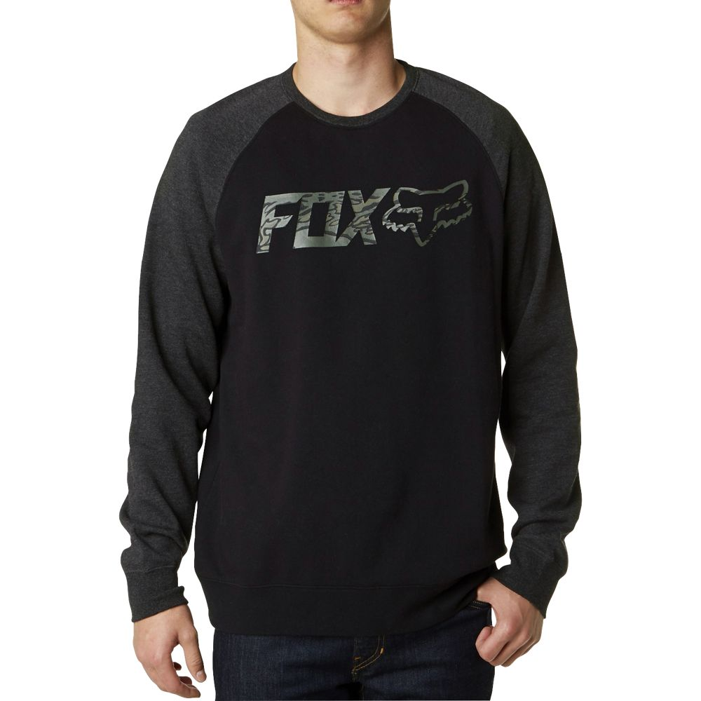 Fox Head Wreckz Crewneck Fleece