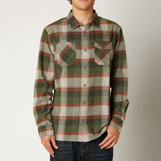 Fox Head Jagger LS Flannel