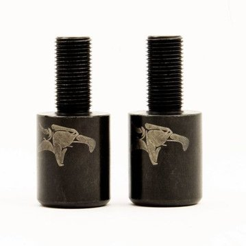 Animal Chris Silva Pegless Axle Nuts (Pair)