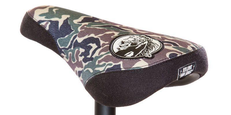 Volume War Horse Seat