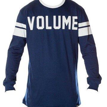 Volume Long Sleeve Jersey