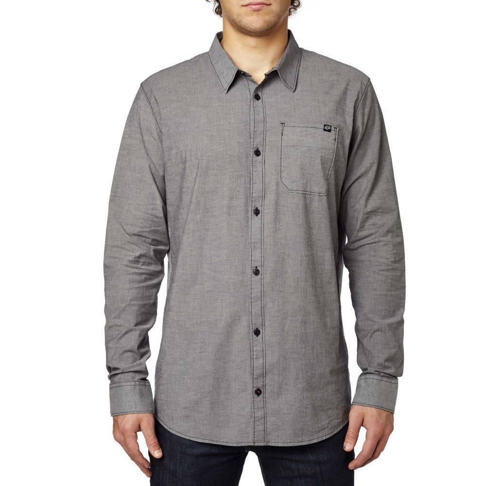 Fox Head Drips LS Woven Shirt
