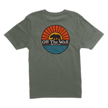 Vans Boys Grizzly Sun Pocket Tee
