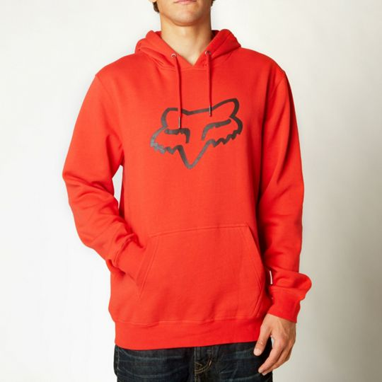 Fox Head Legacy Pullover Fleece Hoodie