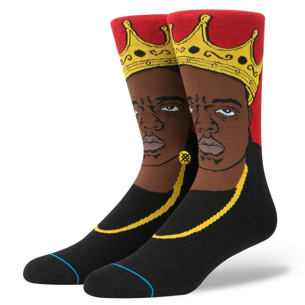 Instance Notorious B.I.G. Sock