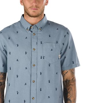 Vans Houser SS Button Down Shirt