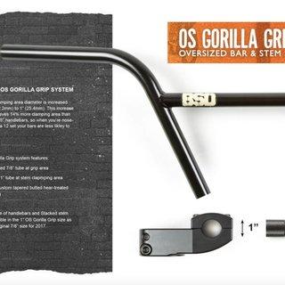 BSD Stacked OS Gorilla Grip Stem