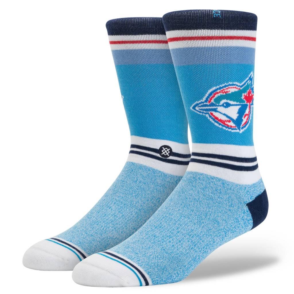 Instance OK Blue Jays Sock