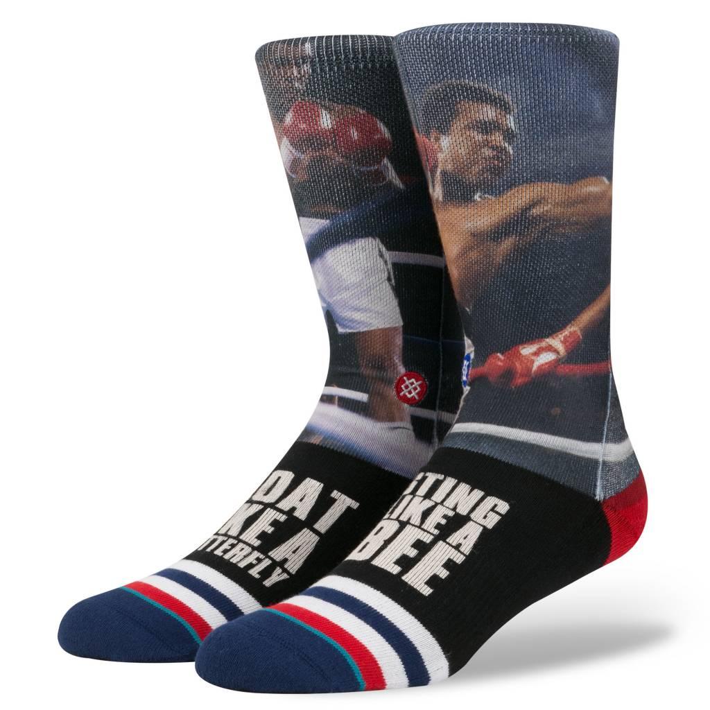 Instance G.O.A.T Sock