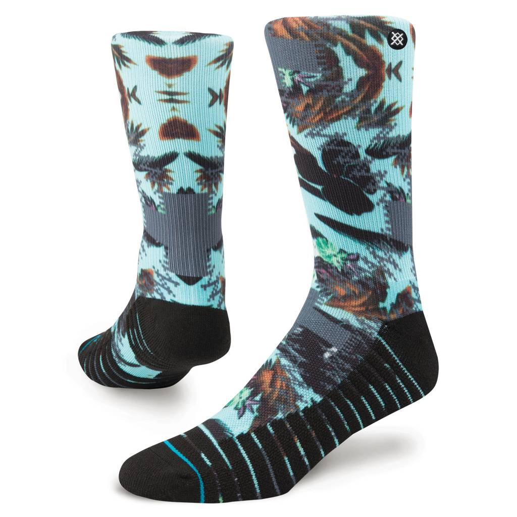 Instance Athletic Aqua Cabo Sock