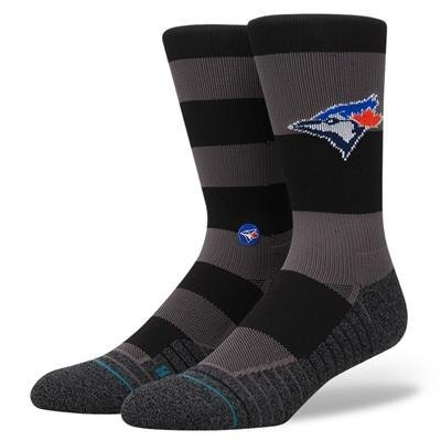 Instance Blue Jays Nightshade Sock
