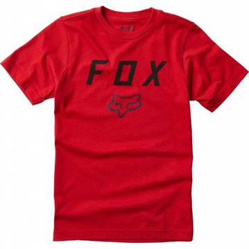 Fox Head Youth Contended SS Tee