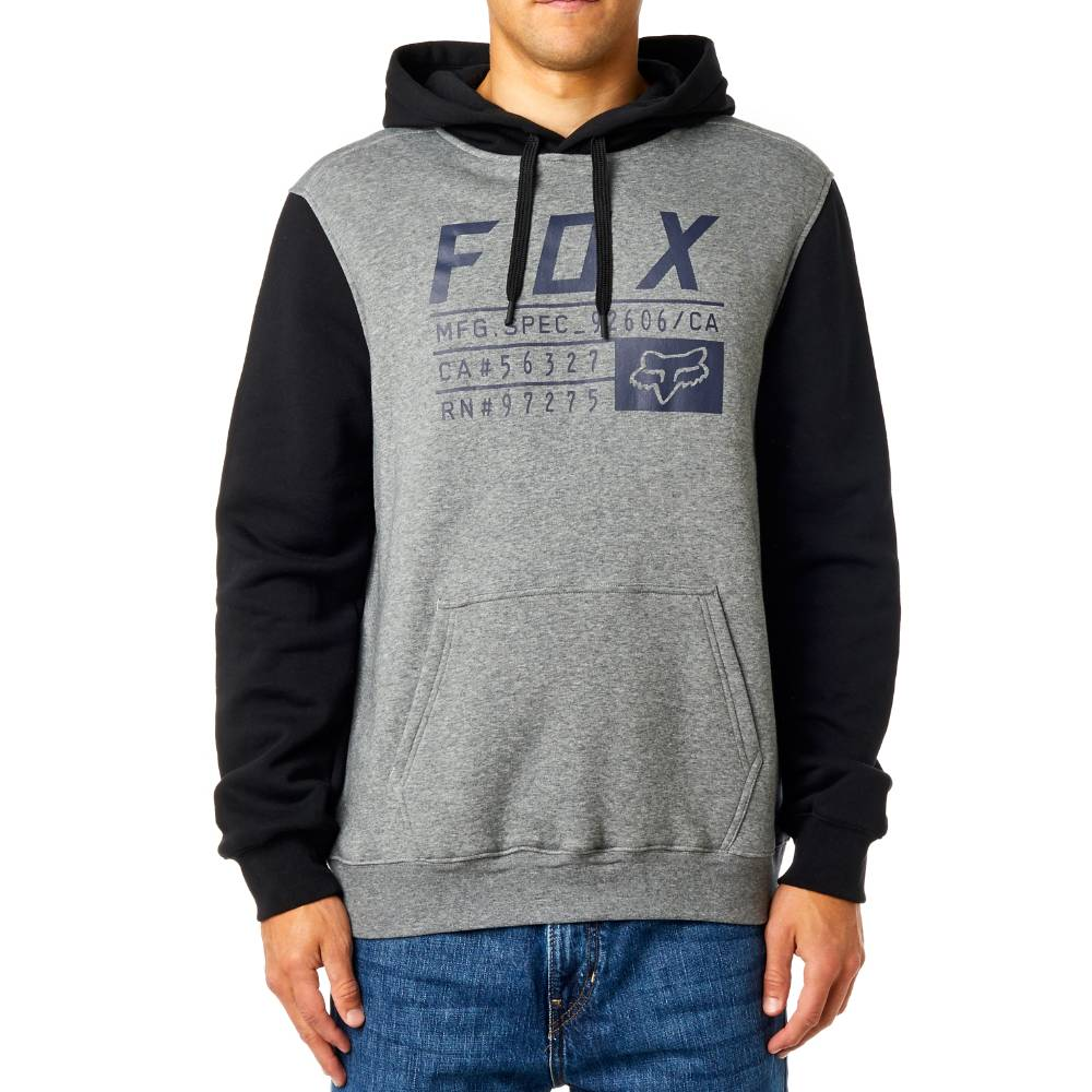 Fox Head District 3 Pullover Fleece