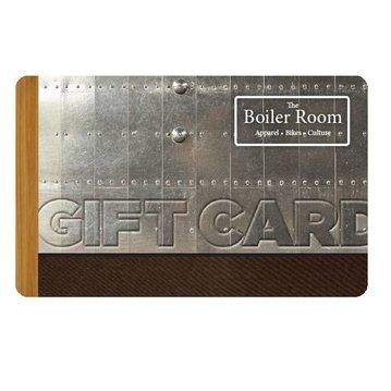 The Boiler Room Gift Card